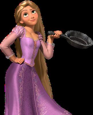 Rapunzel PNG