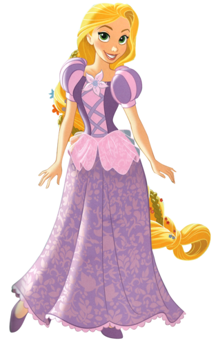 Rapunzel PNG Transparent Picture