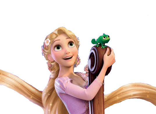 Rapunzel PNG Transparent Pictures