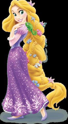 Rapunzel Transparent Pic