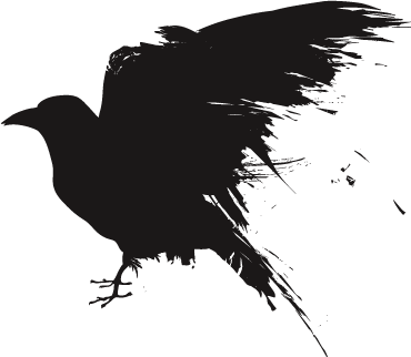 Raven Png Photo image #32691