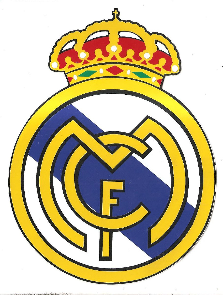 Gut bekannt Real Madrid Logo Png - Free Icons and PNG Backgrounds HR63