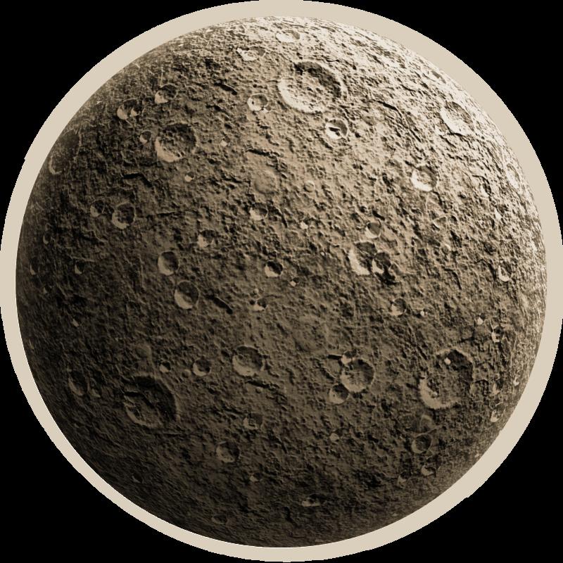 real moon png