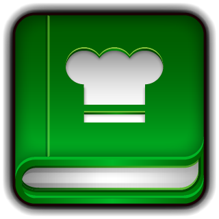 Recipe Book Png File image #2973