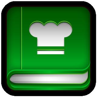 recipe book png file