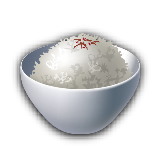 Recipe Rice Icon Png image #2996