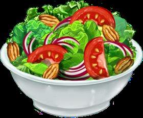 Recipe Shallot Vinaigrette Salad png