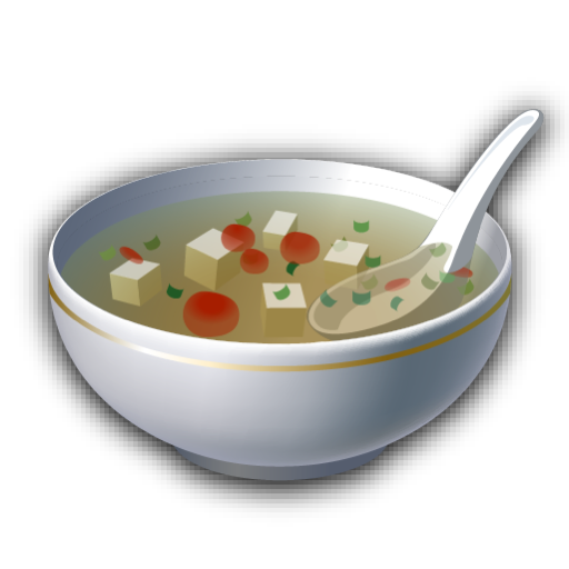 Recipe, Soup Png image #43870