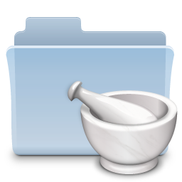 Recipes Folder Icon image #2986