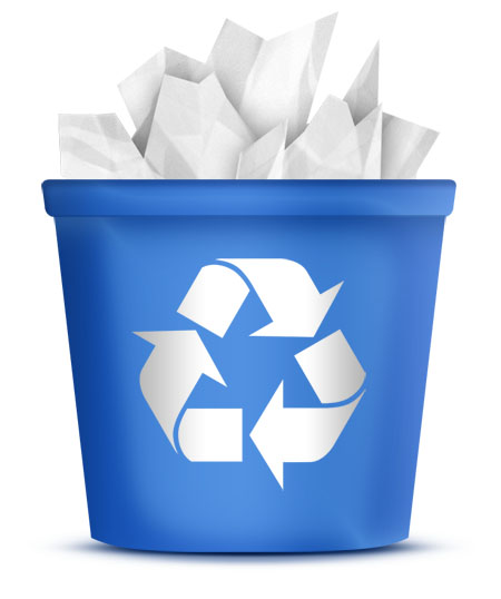 Download Icon Recycle Bin image #16250