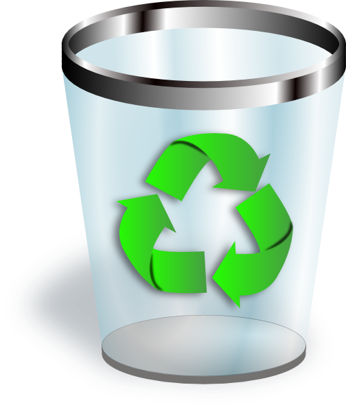 Recycle Bin Symbol Icon image #16262