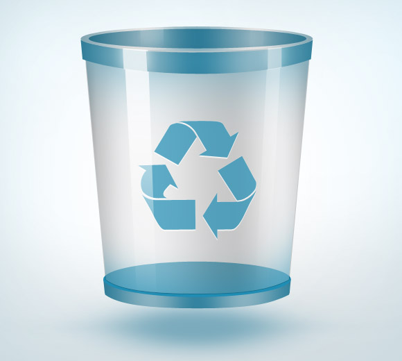 Recycle Bin Save Icon Format image #16251