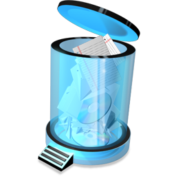 Icon Svg Recycle Bin image #16253