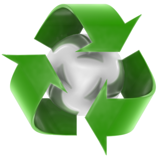 Recycle Green Icon image #4202