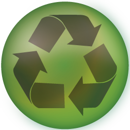 Icon Free Recycle image #26749