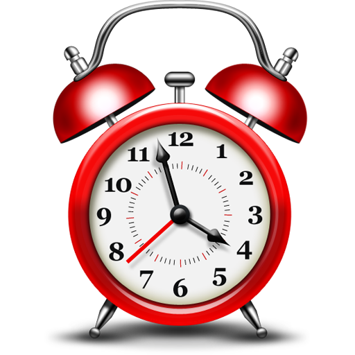 Red Alarm Clock download alarm PNG images