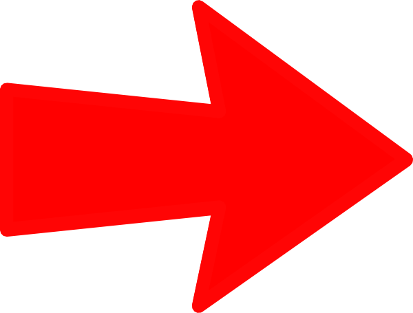 File Red Vertical Arrow PNG image #4739