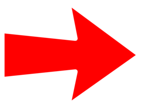 Right Arrow Red Png image #36950