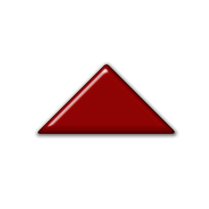 Red Arrow Up Icon image #29580