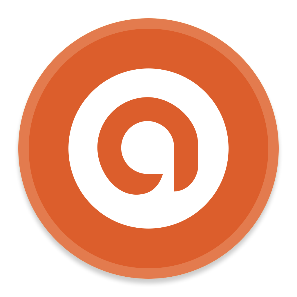 Red Avast Icon image #24099