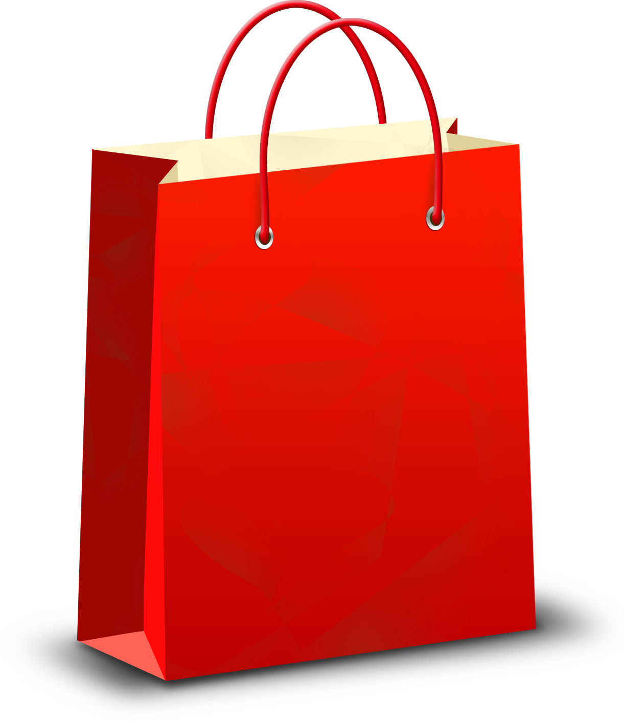 Red Bag Png image #33948