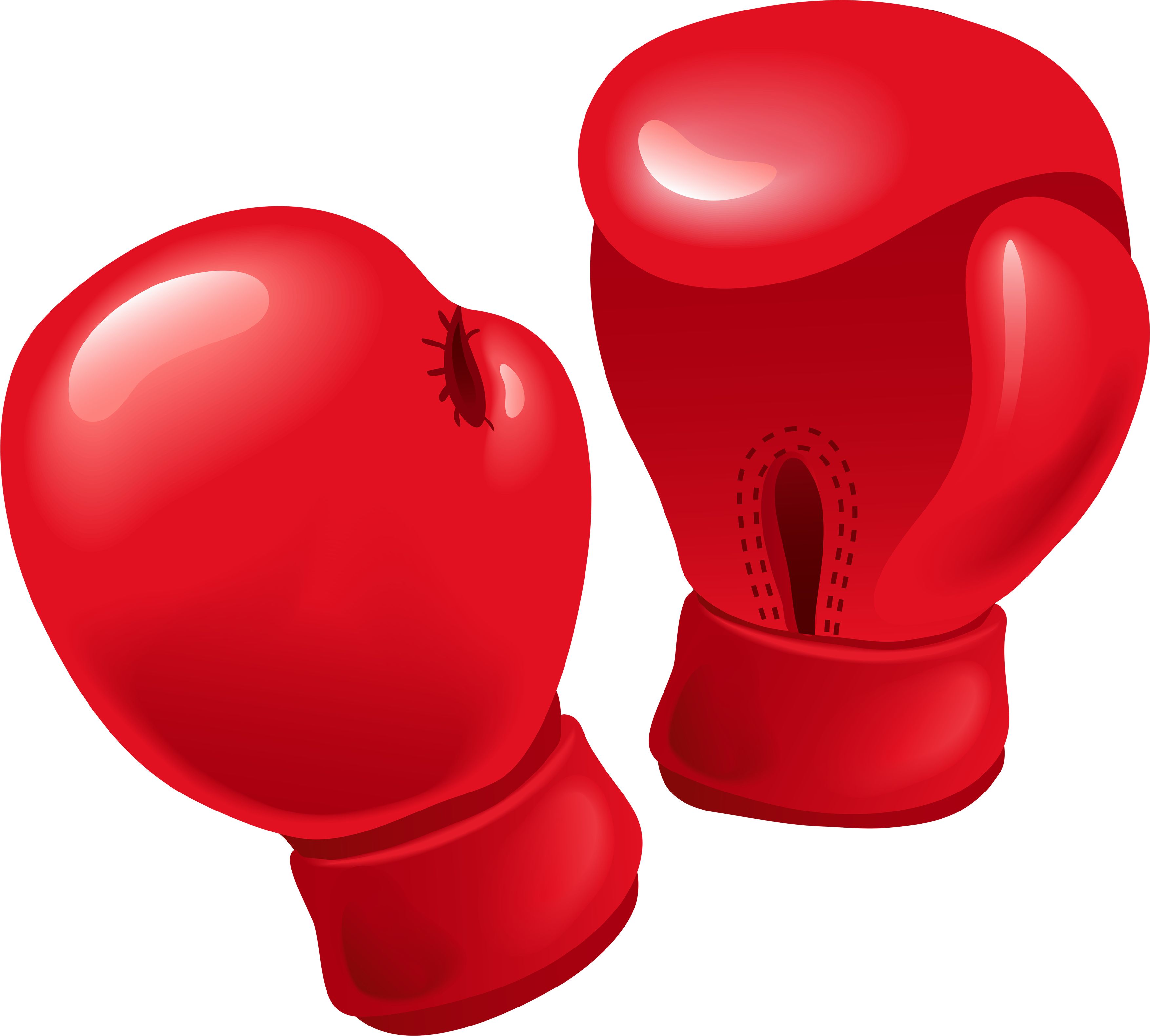 Red Boxing Gloves Png image #32985