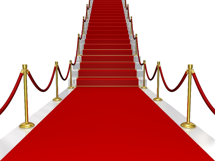 Red Carpet PNG Clipart image #37029