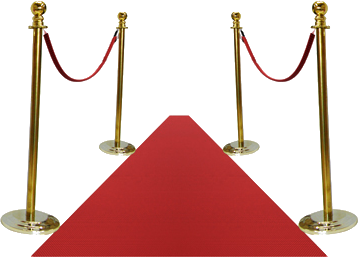 Red Carpet PNG Photo image #37027