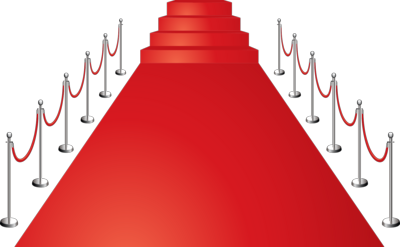 Red Carpet Steps PNG  image #37032