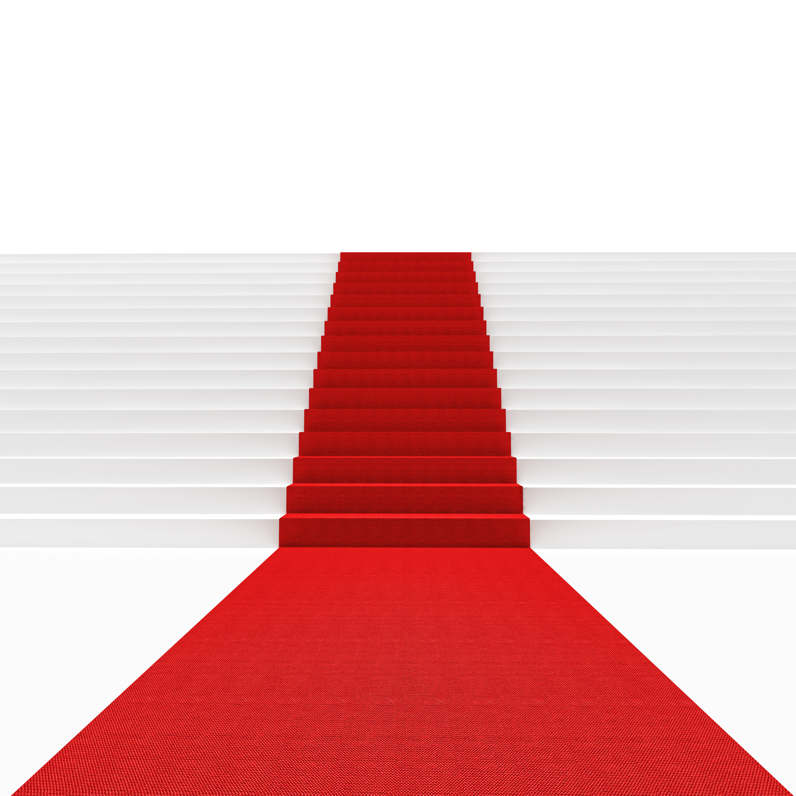 Red Carpet Steps PNG image #37050