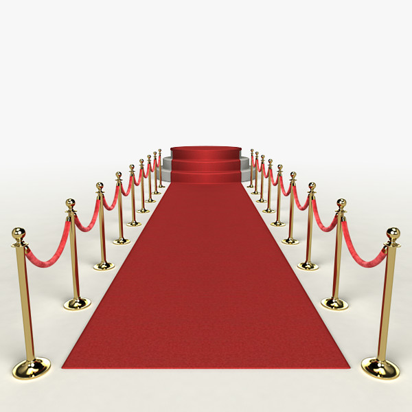 Red Carpet With Steps Transparent 37049 Free Icons And
