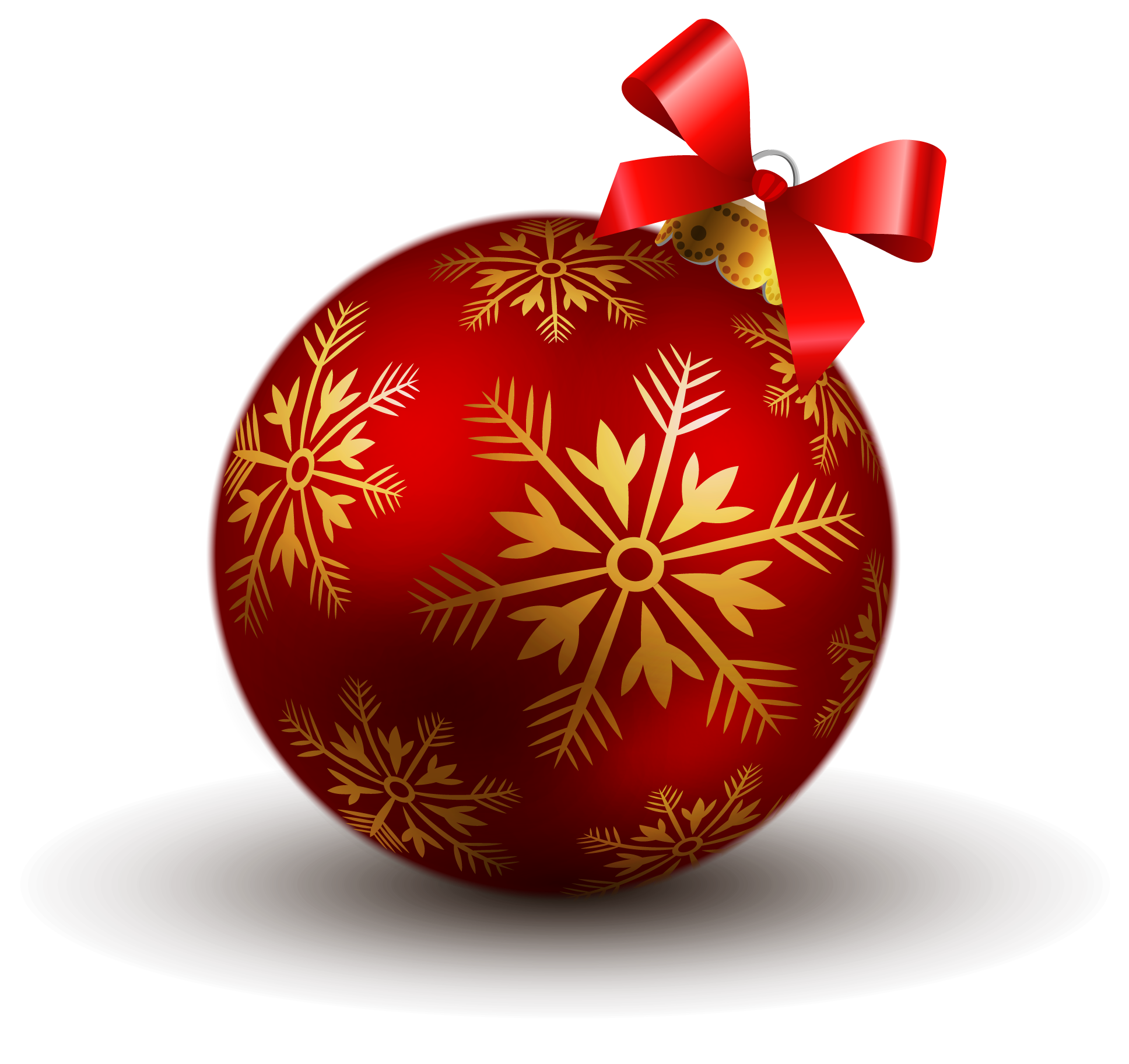 Free Icons Png Red Christmas Balls