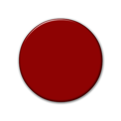 Red Circle Icon image #16064