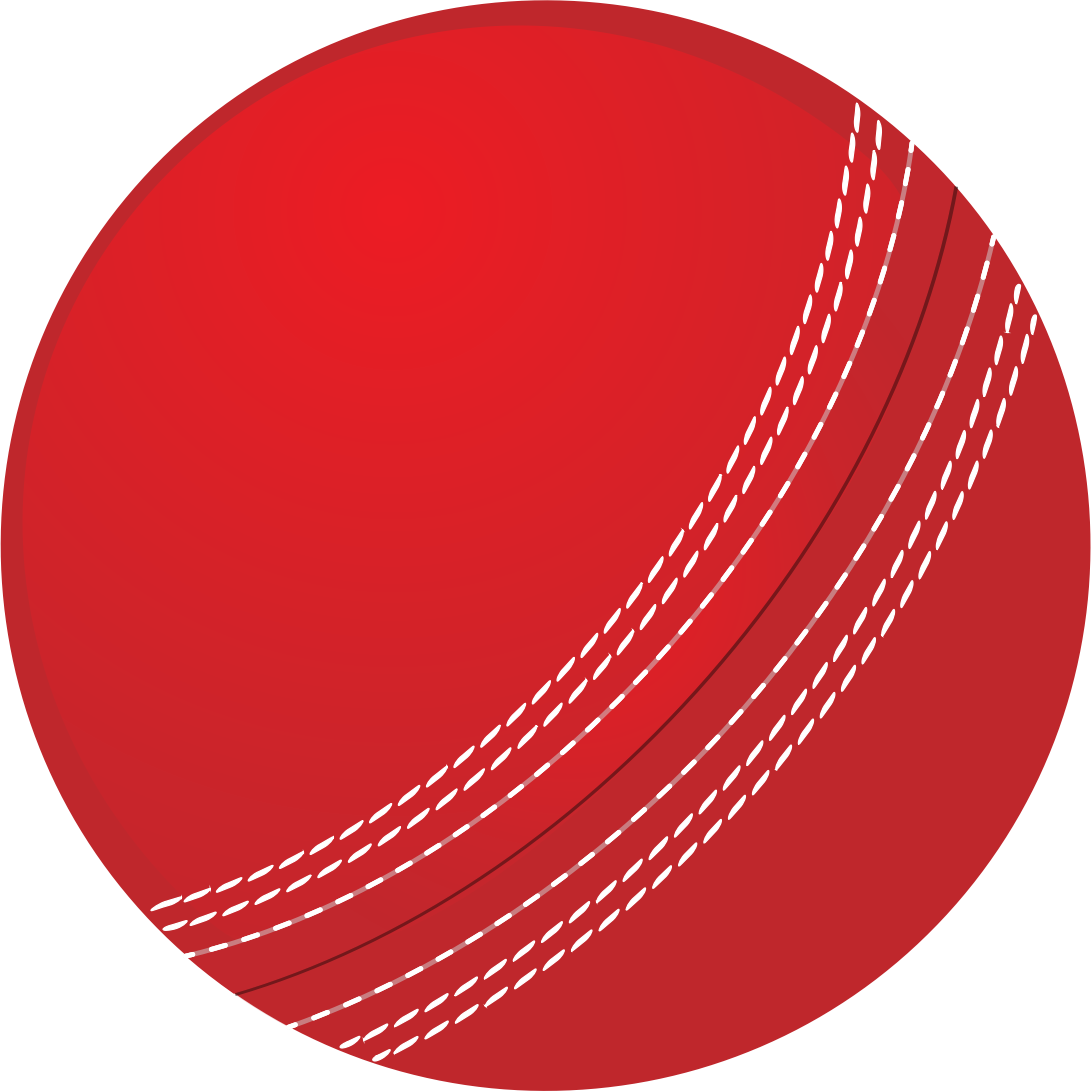 Red Cricket Ball Png image #28872