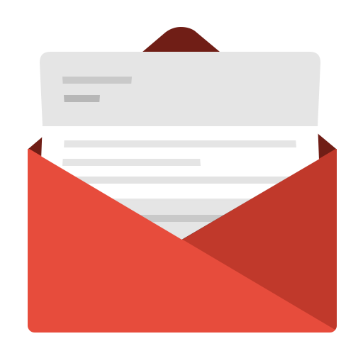 Red Envelope Icon image #18238