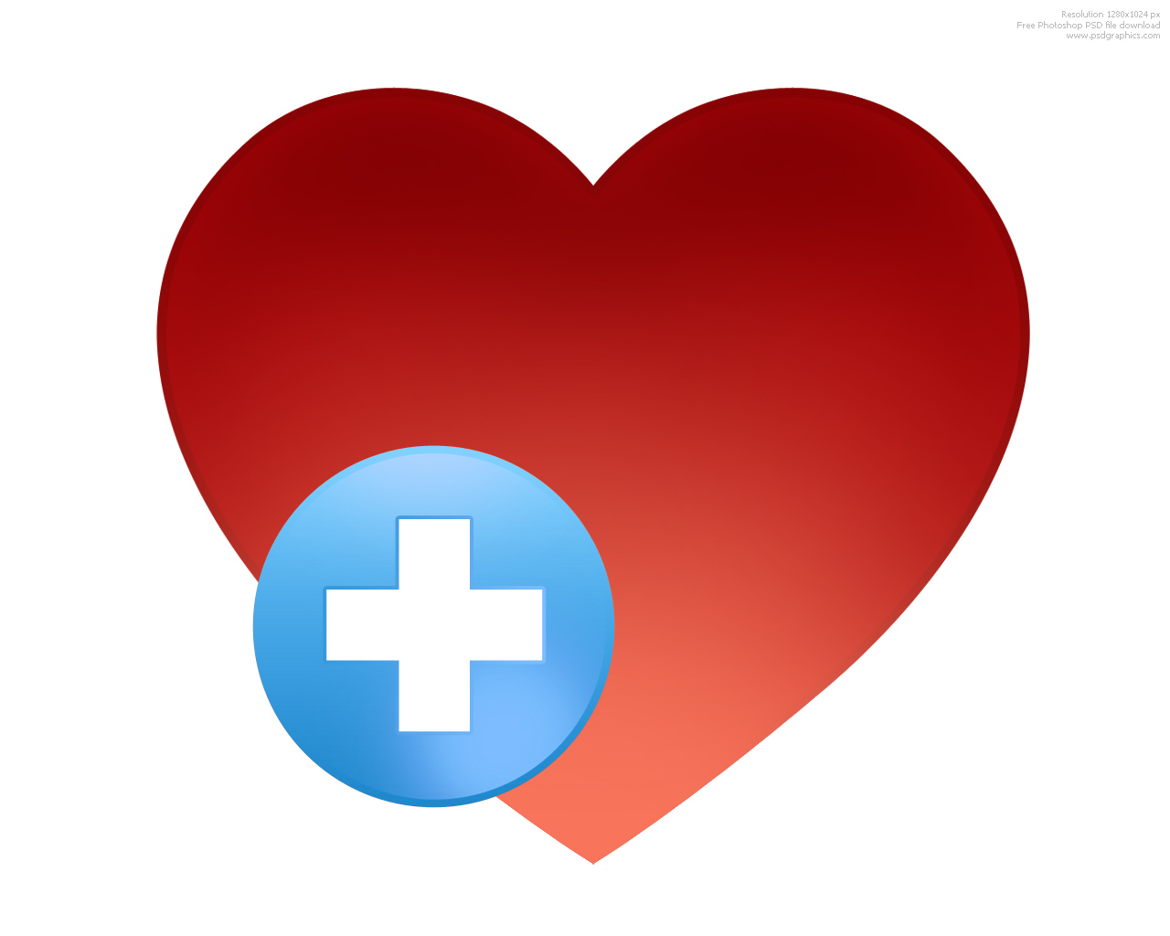 red, heart, plus, blue, favorite icon