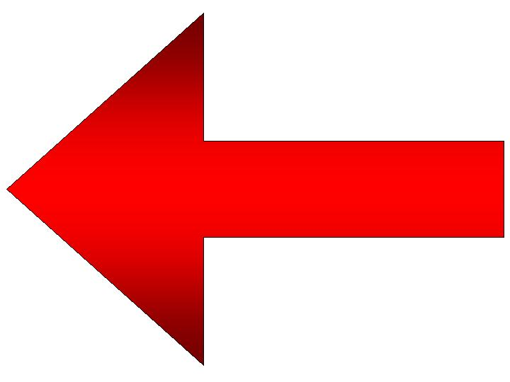 Red Left Arrow image #2552