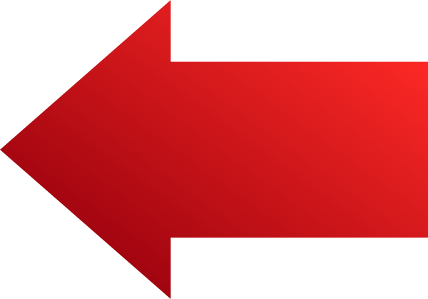 Red Left Arrow image #2564