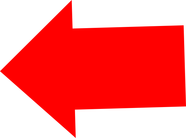 Red Left Arrow image #2567