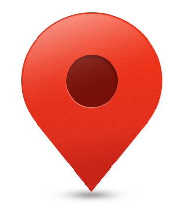Red Map Pin Png image #39462