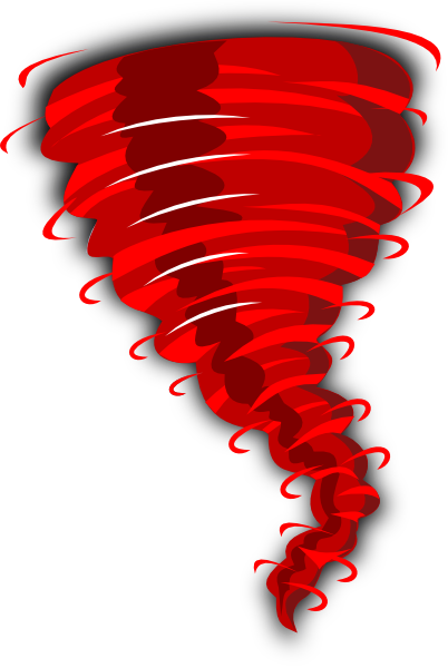 Red Metal Tornado image #47574