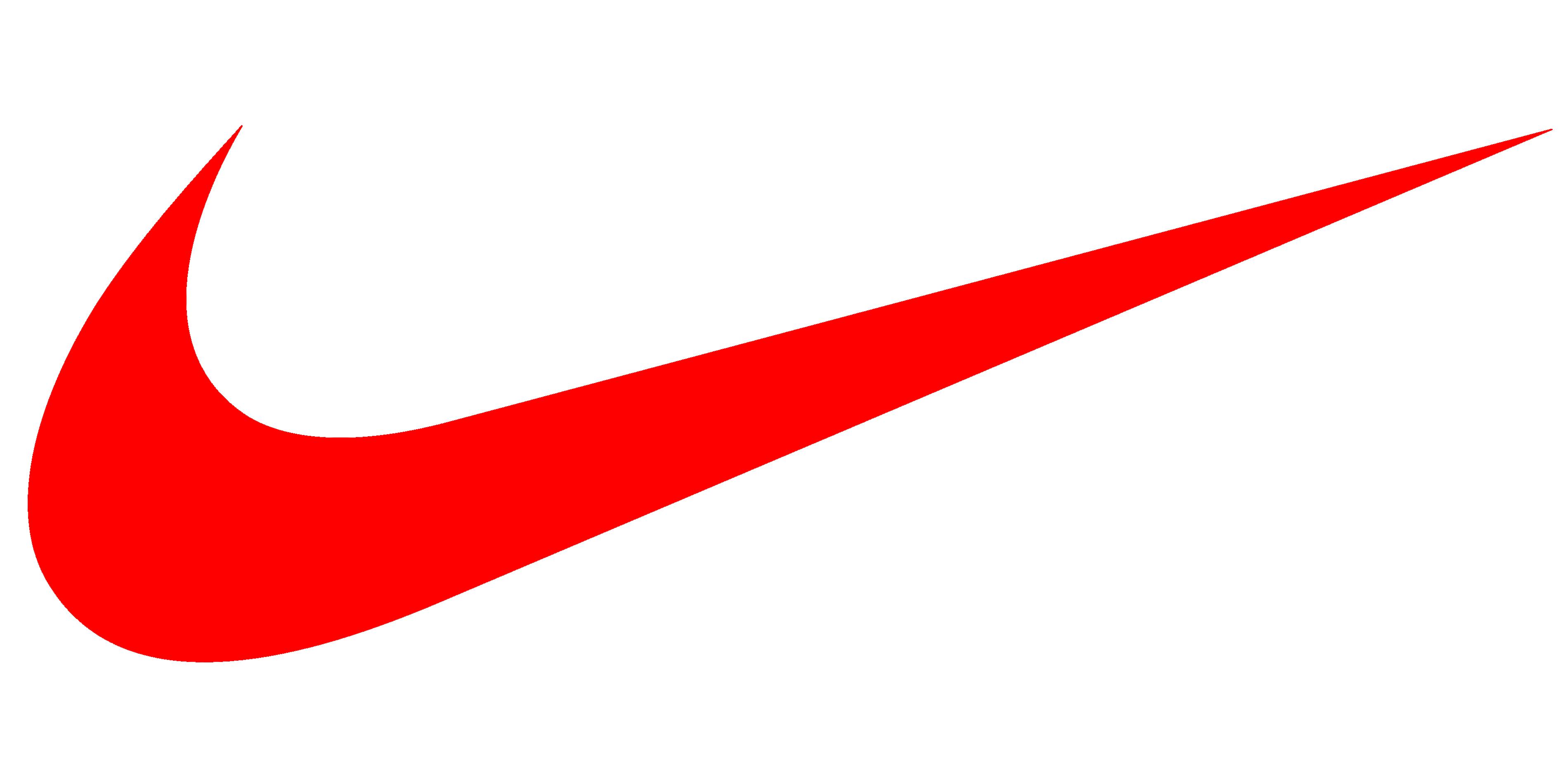 red nike logos brand logotypes png