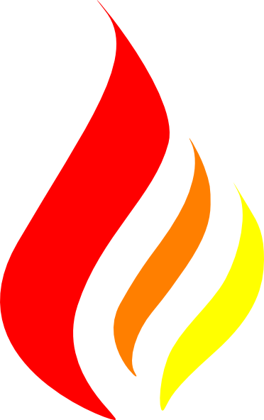 Red Orange Yellow Flame image #15111