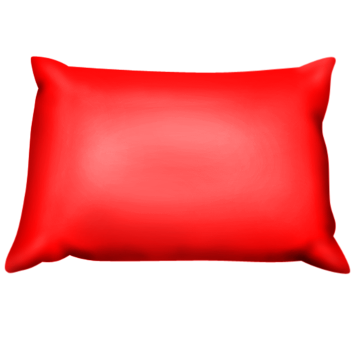 Red Pillows Png image #28437