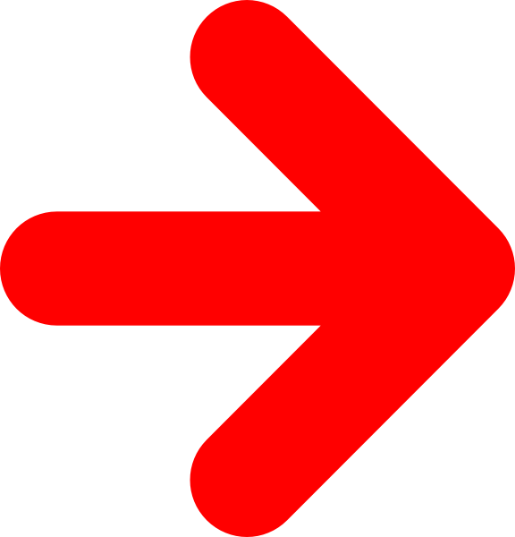 Red Right Arrow image #4735
