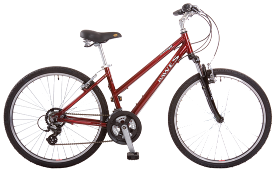 Red Road Bicycles PNG Free Download image #45210