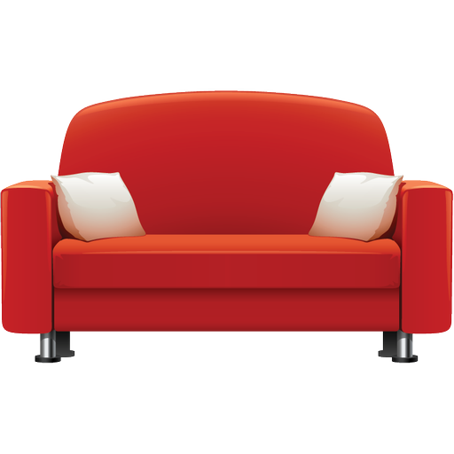 red sofa furniture icon png 2603 free icons and png free golf clip art gifs free gold clip art