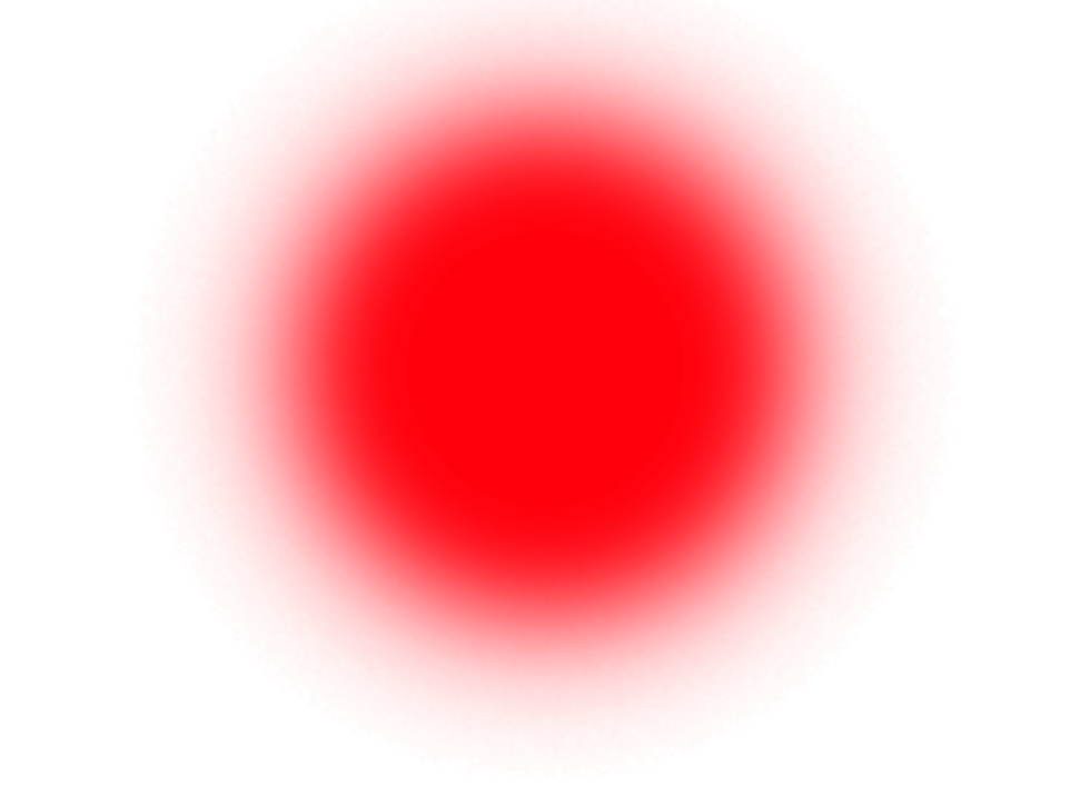 Red Spot Light Png image #42433