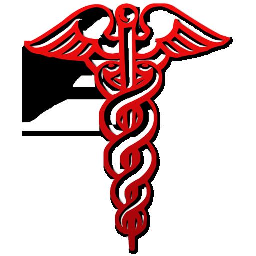 red symbol doctor medical png transparent