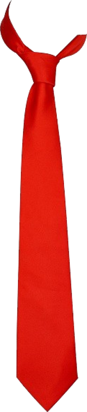Red Tie Png image #42571